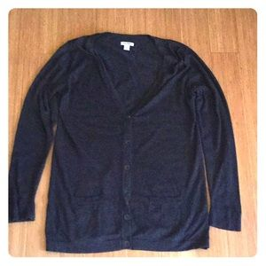 Old Navy button down cardigan sweater size M